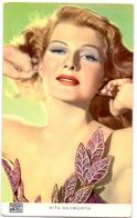 PK - Film Vedette Artiste Ciné Cinema Bioscoop - Filmstar Rita Hayworth - Artistes