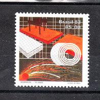 "Brasile   -  1983. Impresa Siderurgica "" Siderbras "". ""Siderbras"" Steel Company. MNH - Fabbriche E Imprese"