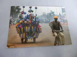 RUSH HOUR ..VELO A OUAGADOUGOU - Burkina Faso