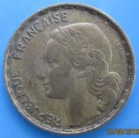 50 Francs Giraud 1954 B, TTB - Francia