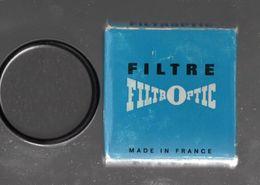 FILTRE FILTROPTIC 48 MM - Matériel & Accessoires