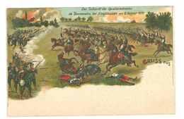 GRUSS AUS... DER TODESRITT DER KAVALLERIE DIVISION DE BONNEMAINS BEI ELSAFSHAUSEN AM 6 AUGUST 1870 - Non Classés