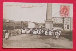Catalunya Sant Celoni 1916 Fabrica Gramunm Grupu Obreres TB Tanimée Tarjeta Postal Antic éditeur El Siglo Moderno 21 - Spain