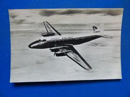JERSEY AIRWAYS   HERON  G-AMYU - 1946-....: Moderne