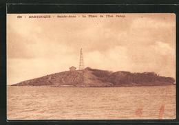 AK Sainte Anne, Le Phare De L`Ilet Cabrit - Postcards