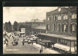 AK Arnhem, Station, Bahnhof - Arnhem