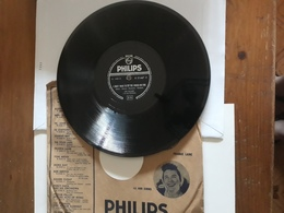 Philips  -  Nr. B 21467 H -  Les Elgart - 78 G - Dischi Per Fonografi