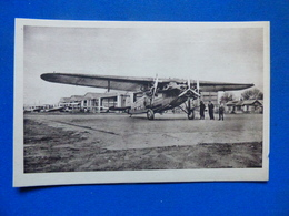 KLM  FOKKER VII   PH-AEO - 1919-1938