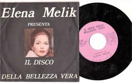 ELENA MELIK IL DISCO DELLA BELLEZZA VERA - Dischi In Vinile