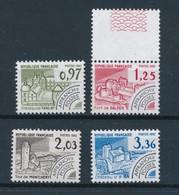 FRANCE - PREOBLITERES N°YT 174/77 NEUFS** SANS CHARNIERE - COTE YT : 3€50 - 1982 - 1964-1988