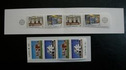 Grecia/1990/ ;Chipre/1987/-EUROPA CEPT-Y&T C1728**(MNH): C190**(MNH) - Sellos