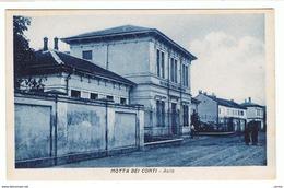 MOTTA  DEI  CONTI (VC):  ASILO  -  FP - Scuole