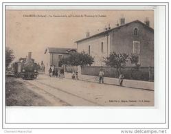 CHABEUIL - La Gendarmerie Et L'arrivée Du Tramway à Chabeuil - Très Bon état - Francia
