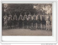 ROUEN - CARTE PHOTO - Gendarmerie - Peloton De Renfort 1923 - Très Bon état - Rouen