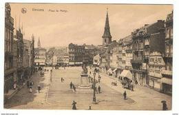 VERVIERS:  PLACE  DU  MARTYR  -  FP - Verviers