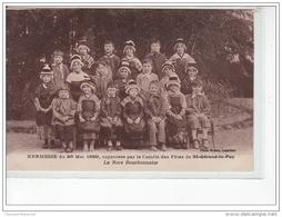 SAINT GERAND LE PUY - Kermesse Du 26 Mai 1929 - La Noce Bourbonnaise - Très Bon état - France