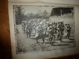 1916 LES ANNALES : Les Poilus En Picardie; Les Russes; Les Anglais;En Syrie ;Sœur Gabrielle ; Clermont-en-Argonne;etc - Français