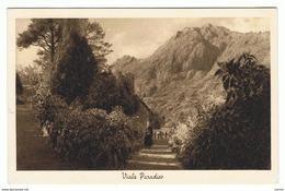 PORLEZZA (CO):  COLLEGIO  ARCIVESCOVILE  S. AMBROGIO  -  CENNO  DI  PIEGA  -  FP - Scuole