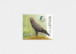 Eagle Latvia Lettland Lettonie 2019  Latvian  Bird Eagle  MNH - Letland