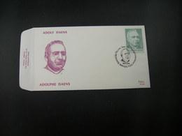 "BELG.1989 2348 FDC ( Leuven ) :  ""  Adolf Daens "" - 1981-90"