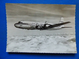 PAN AM  DC 6    EDITION PI N° 44 - 1946-....: Moderne