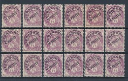 FRANCE - PREOBLITERES N°YT 42X18 NEUFS* AVEC CHARNIERE - COTE YT : 9€ - 1922/47 - 1893-1947