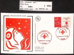 NB - [405344]B/TB//-France  - Solidarité Asie, Croix-Rouge - Croix-Rouge