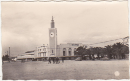 Algérie / BONE - La Gare - Années 50 - 60 / Voitures - Otras Ciudades