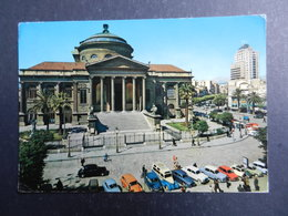 19972) PALERMO TEATRO MASSIMO VIAGGIATA - Palermo