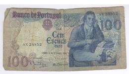 PORTUGAL 1980: 100 Escudos - Portugal