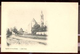 Cpa Averbode  église - Scherpenheuvel-Zichem