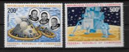PA - 1969 - N° 146 à 147**MNH - Apollo XI - Camerun (1960-...)