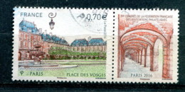 France 2016 - YT 5055 (o) - Usati