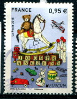 France 2015 - YT 4953 (o) - Usati
