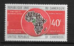 PA - 1973 - N° 221**MNH - Enfance Handicapée - Camerun (1960-...)