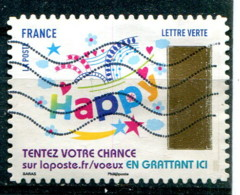 France 2017 - Autoadhésif YT 1493 (o) - Francia