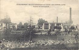 Fleury Les Aubrais, Etablissement Psychotherapique, Cuisine Et Communaute - Autres Communes