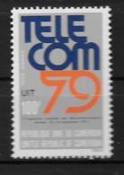 PA - 1979 - N° 295**MNH - Exposition Mondiale Des Télécommunications - Camerun (1960-...)