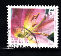 Polen 2016 Mi Nr 4853, Bloem, Flower, Lelie - Used Stamps