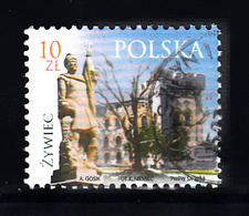 Polen 2018 Mi Nr 4996, Stad Żywiec - Used Stamps