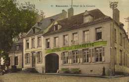 Bonsecours Hotel De La Cornette Colorisée RV - Belgium