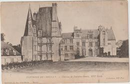 R :  Calvados : Env. De  Caen : Creuilly : Le  Château De   Fontaine  Henri - Other Municipalities