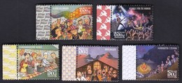 Iceland Island 2013 / Town Festivals / Music, Cooking / MINT Unused Stamps - 1944-... Republik