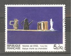 FRANCE 1985 Y T N ° 2364 Oblitéré CACHET ROND - Usati