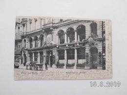"""Gruss Aus Berlin. - Weinrestaurant """"Traube"""".  (7 - 2 - 1904) - Mitte"""