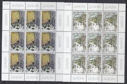 Europa Cept 2001 Bosnia/Herzegovina Mostar 2v Sheetlets ** Mnh (44172) Promotion - 2001