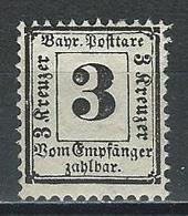 Bayern Mi P3x * MH - Bavaria