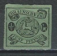 Braunschweig Mi 10 (*) No Gum - Braunschweig