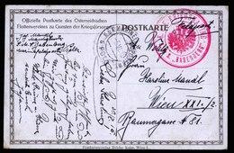 A6275) Austria Karte K.u.k.Marine SMS Babenberg Pola 05.06.15 - 1850-1918 Imperium