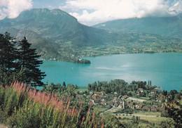 74 Talloires, Lac D'Annecy, La Presqu'iles De Duigt - Talloires